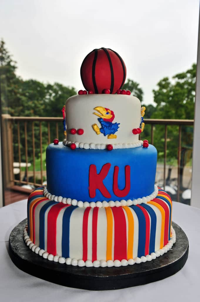 KU cake