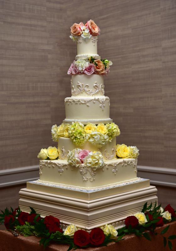 Wedding Cake Gallery Take The Cake